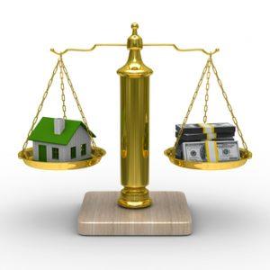 Home same price