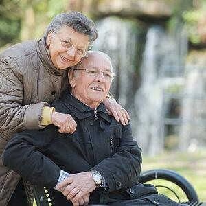 older-couple-with-wheelchair